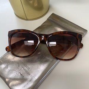 LOFT Ann Taylor Sunglasses Tortoise